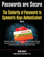The Similarity of Passwords to Symmetric Keys cover