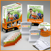 Power LogOn Administrator Starter Kit - Protect Your Online Passwords