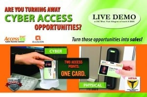 Cyber Access Control Single Sign-On